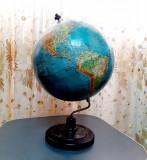 Glob pamantesc vechi_mare_diametru aproximativ 20 cm