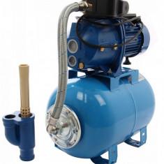 Hidrofor Cap Fonta cu Ejector 24L - 800-3D - 800W