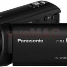 Camera Video Panasonic HC-W580EP-K, Full HD, Zoom optic 50x (Negru)