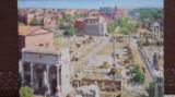 ITALIA - ROMA - FORUMUL ROMAN - NECIRCULATA ., Fotografie