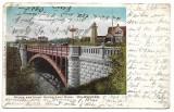 Carte postala circulata SUA 17 Septembrie 1904 Milwaukee
