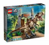 Cumpara ieftin LEGO Jurassic World - Jurassic Park T-Rex Rampage 75936