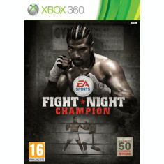 Fight Night Champion XB360