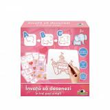 Joc Noriel - Invata sa desenezi pentru fetite