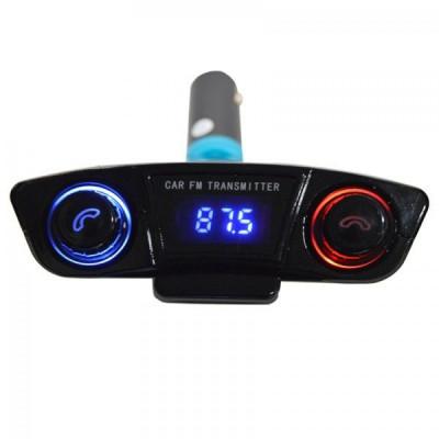Modulator auto M20 cu Bluetooth, FM, AUX si Handsfree foto