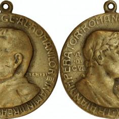 1921, în amintirea încoronării Regelui Ferdinand (medalie comemorativă)