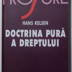 Hans Kelsen - Doctrina pură a dreptului