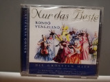 Rondo Veneziano - Greatest Hits (2000/BMG/Germany) - CD ORIGINAL/Nou-Sigilat
