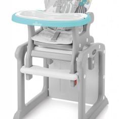 Scaun de masa multifunctional Candy Turquoise