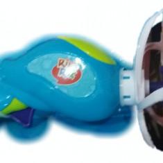 Pistol cu bule de sapun,2 in 1