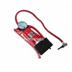 Pompa de Picior cu Manometru M2312 1 Cilindru