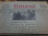 Timpul 2 11 1941 I. Simionescu: Cand n-ai, camila de un ban e scumpa!