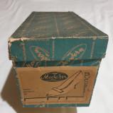 Cutie veche reclama Modern Bucuresti INCALTAMINTE PENTRU DAME - anii 1960