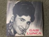 Gabi lunca am avut o maicusoara album disc vinyl lp muzica populara lautareasca, VINIL, electrecord