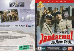 Jandarmul la New York_Louis de Funes_film pe DVD_colectia Adevarul