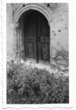 Portal romanic biserica Someseni 1965 Romania comunista