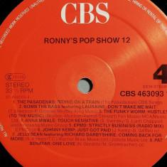 Ronny'S Pop Show vol 12 - Selectii (1988/CBS/RFG) - disc Vinil/Vinyl