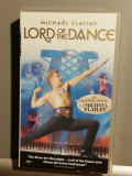 Caseta VHS Originala M.Flatley - Lord of The Dance (Polygram/GERMANY) - ca Noua, Alte tipuri suport muzica
