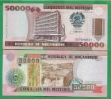 = MOZAMBIQUE - 50 000 METICAIS - 1993 - UNC =