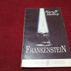 MARY W SHELLEY - FRANKENSTEIN