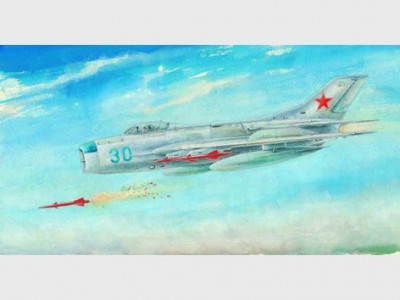 1:48 MiG-19PM Farmer E 1:48 foto