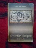 E0a Amintiri Despre Viitor -Erich Von Daniken -Enigme Nedezlegate Ale Trecutului