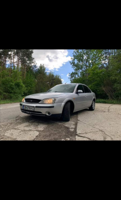 Ford Mondeo 2000TDCI