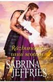 Razbunarea unui scotian - Sabrina Jeffries