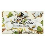 Sapun Vegetal cu Flori de Bumbac Florinda 100 grame La Dispensa Cod: 653/3