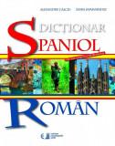 Dictionar Spaniol – Roman | Alexandru Calciu, Zaira Samharadze