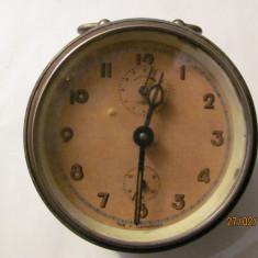 PVM - Ceas de masa mai vechi nefunctional Cehoslovacia