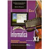 Informatica C++ - Manual pentru clasa a XI-a
