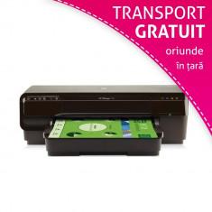 Imprimanta inkjet HP Officejet A3+ 7110 Wireless, Resigilata