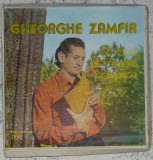 box set Gheorghe Zamfir ,5 discuri vlnil VG+ ,foarte rar facut pentru export