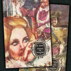 Alexandre Dumas - Doamna de Monsoreau (2 vol. - editie de lux)