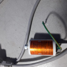 Condensator plus cablu alimentare masina de spalat SAMSUNG WF1602W5C