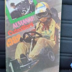 ALMANAH CUTEZATORII ANUL 1988 , STARE FOARTE BUNA .