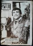 REVISTA SPORT NR 4 - IANUARIE 1981