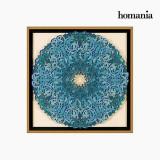 Tablou în Acril (92 x 4 x 92 cm) by Homania