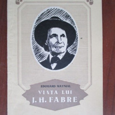 Oameni de seama- Viata lui I.H. Fabre