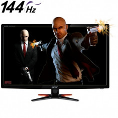 Monitor LED Acer Gaming GN246HLBBID 24 1ms Black