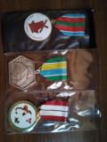 Lot 3 medalii Danemarca