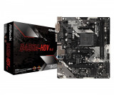 Placa de baza AsRock AMD B450M-HDV R4.0 B450M-HDV R4.0 2 DIMMs Supports DDR4 3200+ 1 PCIe 3.0 x16 1 PCIe 2.0 x1 Graphic