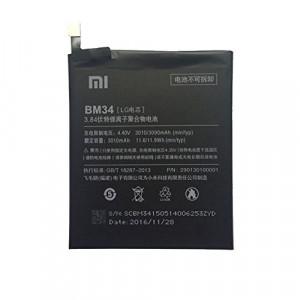 Inlocuire Acumulator Original XIAOMI Mi Note Pro (3090 mAh) BM34