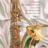 CD Tender Sax, original, jazz