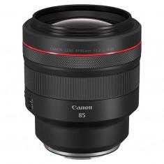 Obiectiv mirrorless Canon RF 85mm F1.2 L USM pentru Canon EOS R