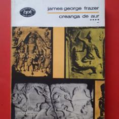 CREANGA DE AUR × James George Frazer volumul 4