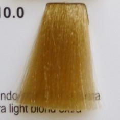 Vopsea de par CLR cu amoniac - nr. 10.0 - 100 ml, Parisienne