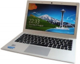 Ultrabook Force Recon (Intel Core i5-3337U, 13.3inch, 4GB, 500GB, Intel HD Graphics 4000, USB 3.0, HDMI, Carcasa Aluminiu, Wi-Di, Argintiu), 4 GB, 500 GB