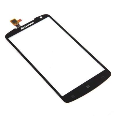 Touchscreen Lenovo S920 Negru foto